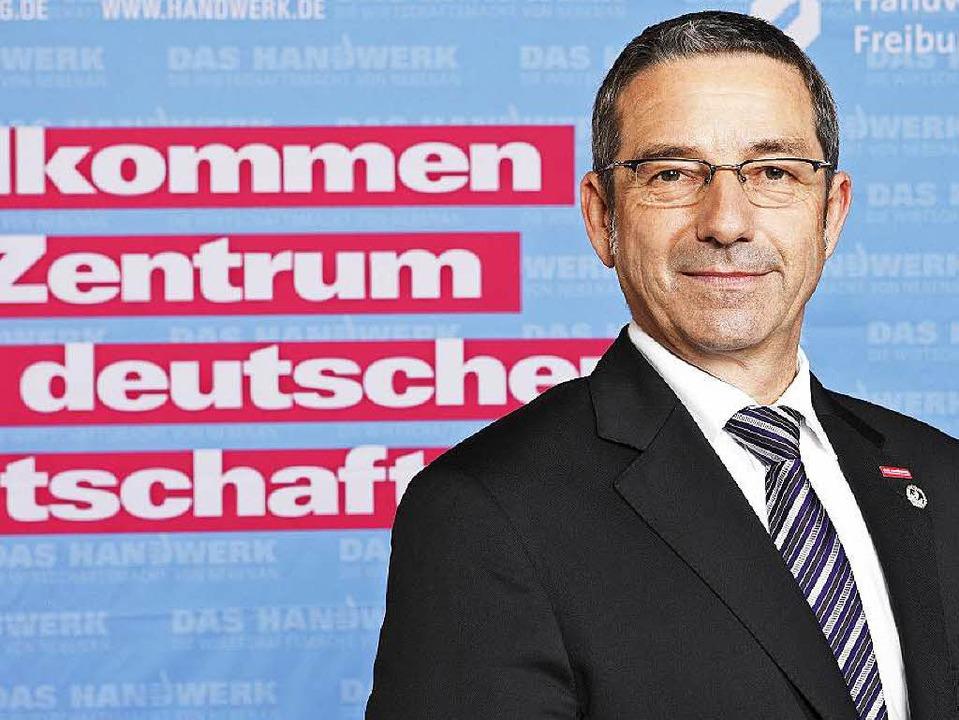 Johannes Ullrich  | Foto: HWK
