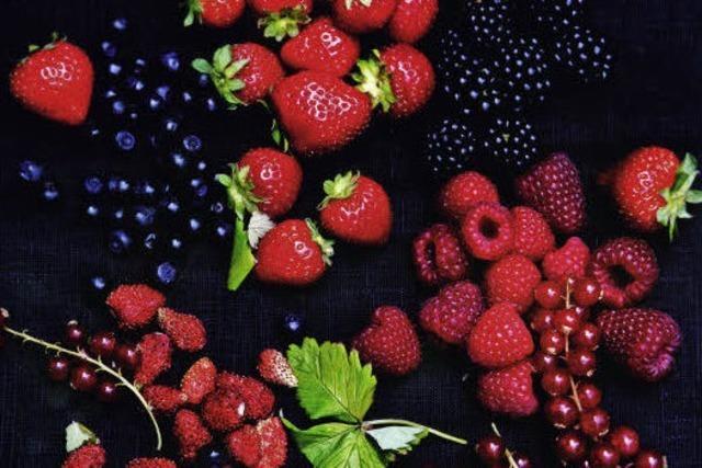 Aromatisch, süß und sehr gesund - die Beeren sind Badens Superfood