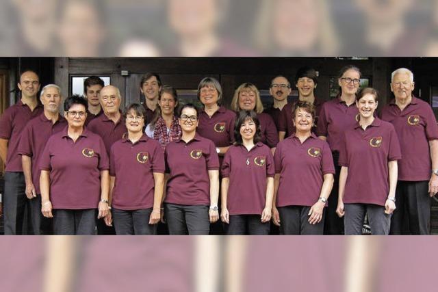 Akkordeon- und Harmonikaorchesters Neustadt und das Ensemble DaChor in Titisee-Neustadt