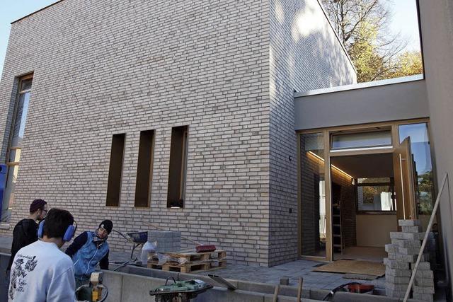 Neuapostolische Kirche wird Ende November geweiht