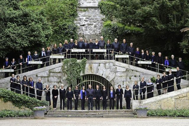 Motettenchor und Solisten führen Händels