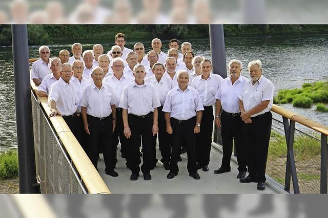 Männergesangverein Sängerfreundschaft in Neuenburg am Rhein