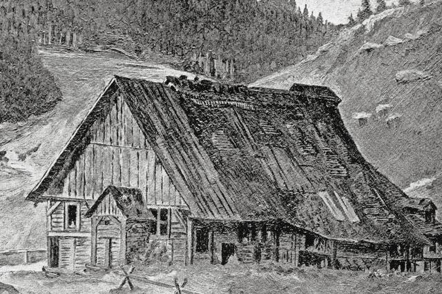 Die älteste Glashütte