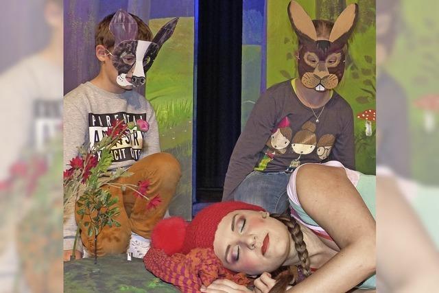 Rotkäppchen und der böse Rolf