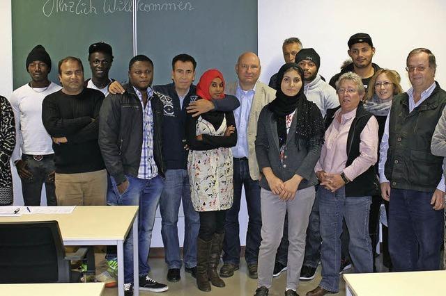 Arbeitsmarktqualifikation Flüchtlinge