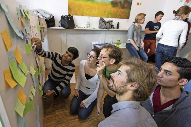 Freiburgs neue Nachhaltigkeitsszene