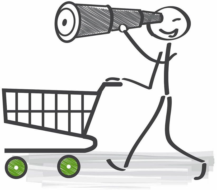 So stellt sich die Industrie den Konsumenten vor.    | Foto: Trueffelpix  (Fotolia.com)