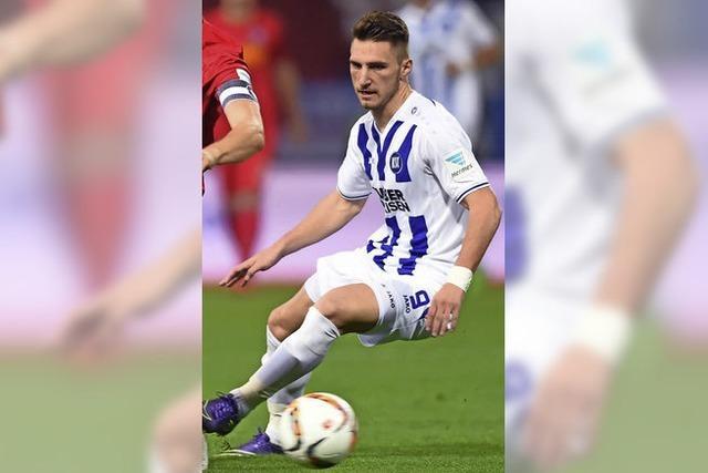 Karlsruher SC kommt auf Touren
