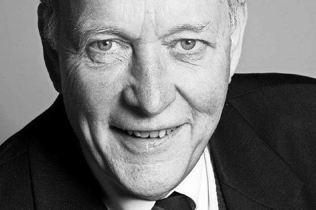 Carl Christian von Weizsäcker über Wachstum und Demokratie
