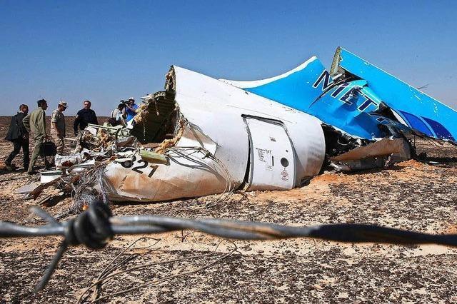 Russland setzt Flüge nach Ägypten aus