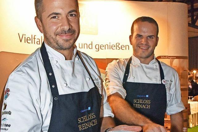 Plaza Culinaria lockt mit Weltmeister-Pesto, Schinkeneis und veganem Döner