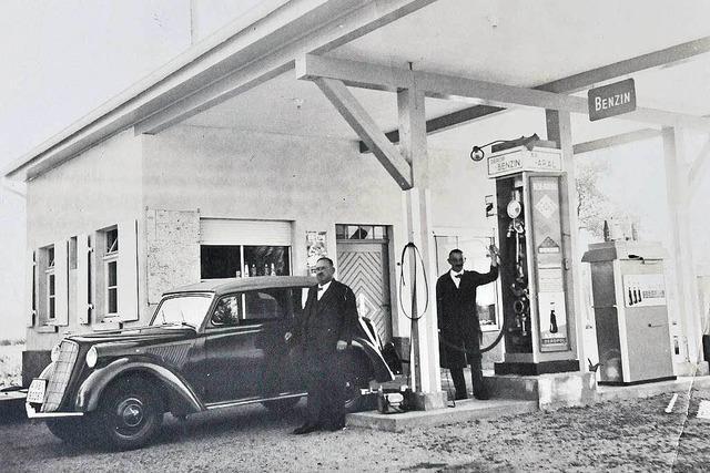 Die Beurers geben B3-Tankstelle nach 80 Jahren ab