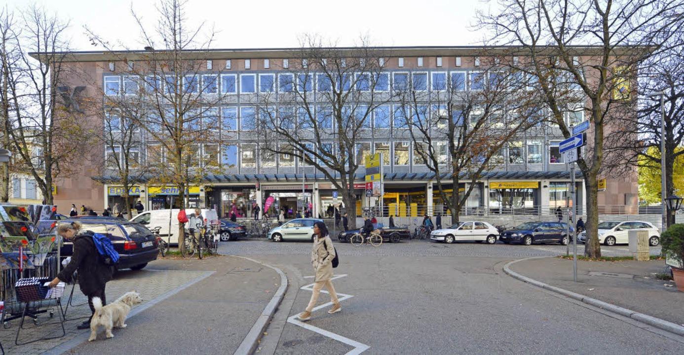 Post Eisenbahnstraße Freiburg