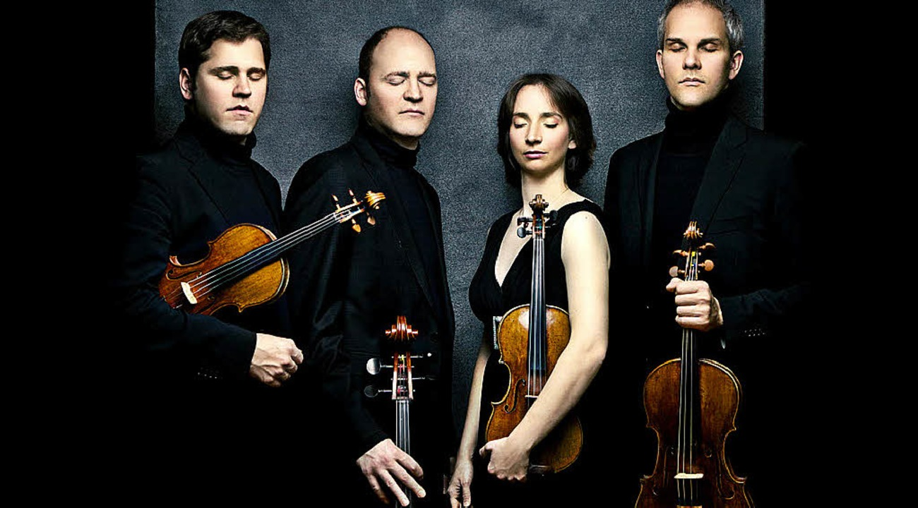 Das Abschlusskonzert der Musiktage in ...weiler bestreitet das Cuarteto Casals.  | Foto: Molina Visuals