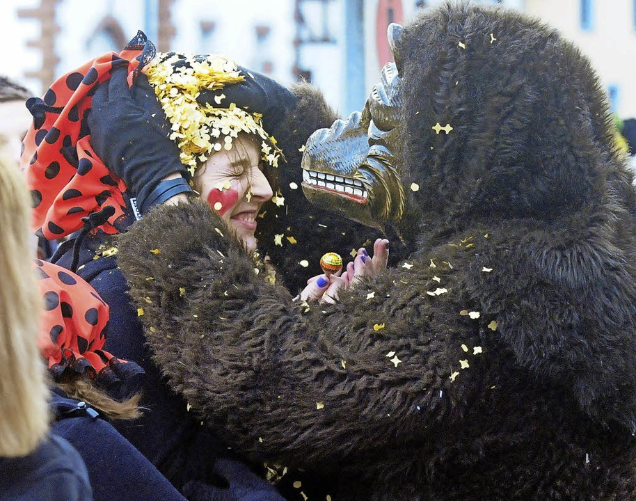 Die Friedlinger Bären wollen es weiter brummen lassen.    | Foto: Archivbild: Künstle