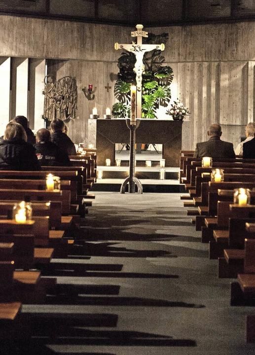 """Eine musikalische Auszeit mit neuen ge...nen Kirchen"""" in Buchholz statt.     Foto: Archivfoto: Zahn"""