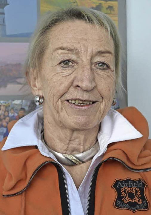 Hannelore Nuß  | Foto: Ingrid Böhm-Jacob
