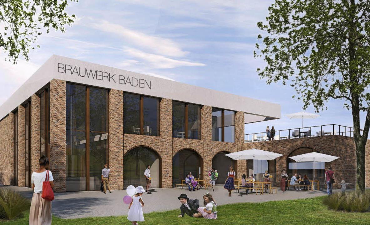 So stellt sich das Architektenbüro Lie...r Neubau auf der Grünen Wiese heißen.   | Foto: Entwurf: Lieb + Lieb Architekten