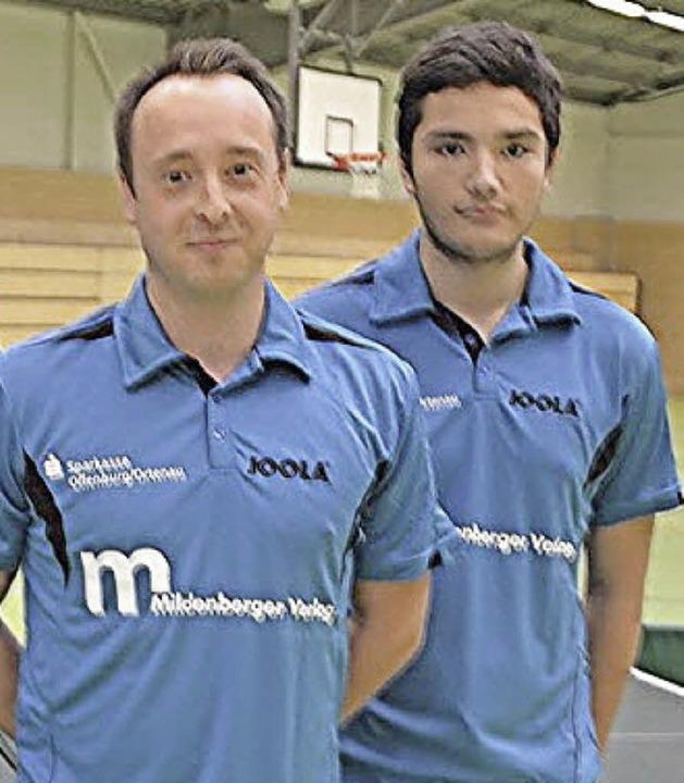 <BZ-FotoAnlauf>Tischtennis:</BZ-FotoAn...e Kolbinger siegten klar mit der DJK.     Foto:  Verein