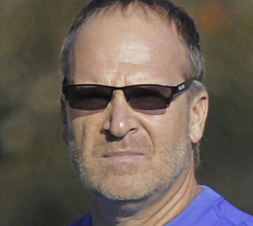 Hat den Durchblick: FVD-Coach Andreas Nagy  | Foto: Benedikt Hecht