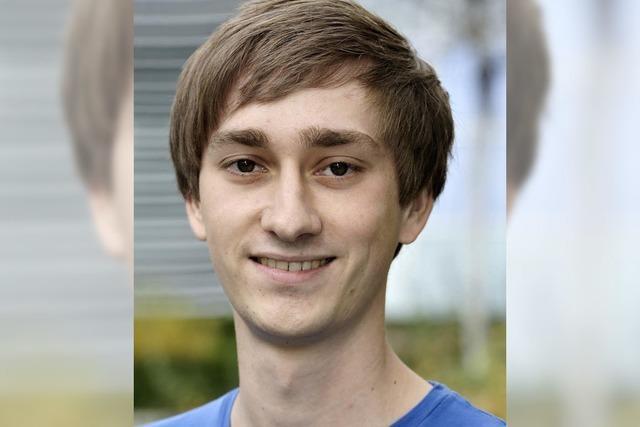 Max Naumann ist der erfolgreichste IHK-Azubi