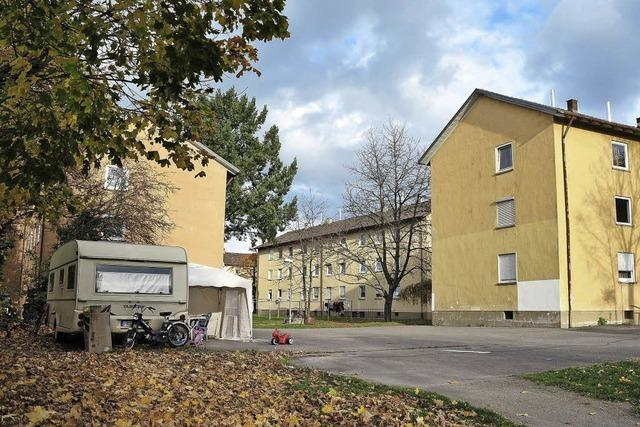 Am Lindenwäldle in Weingarten fühlen sich Mieter ungleich behandelt
