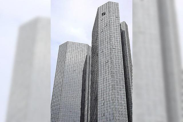 Großbanken sollen neue Puffer anlegen