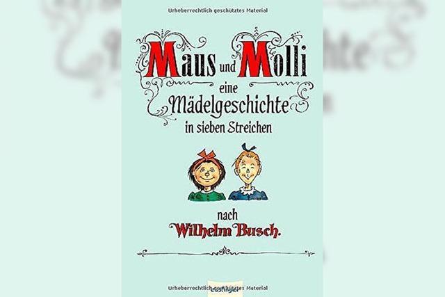 KINDERBUCH: Maus' und Mollis böse Streiche
