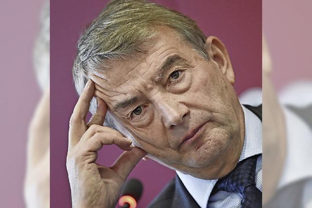 DFB-Präsident Niersbach zurückgetreten