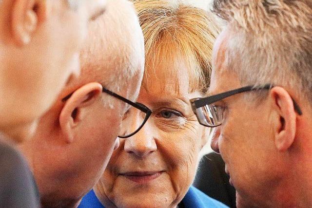 Asylpolitik: Schäuble erhöht Druck auf Merkel