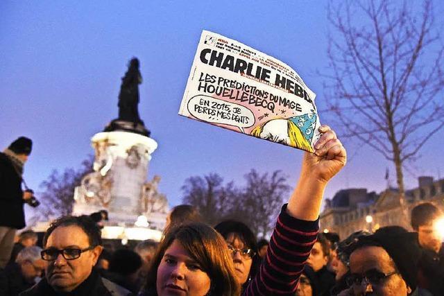 Charlie-Hebdo-Anschlag aus Syrien gesteuert