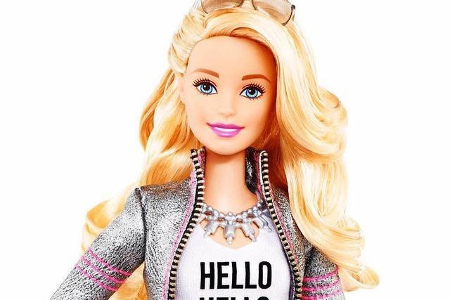Reden und lauschen: Interaktive Barbie kommt in US-Läden