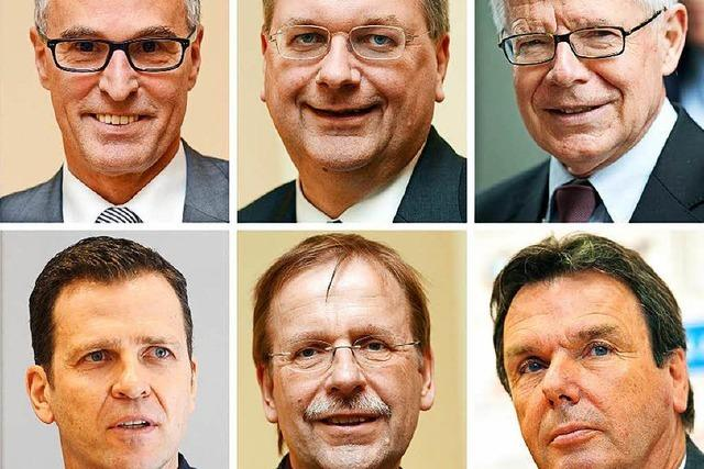 Wer wird Nachfolger von Niersbach als DFB-Chef?
