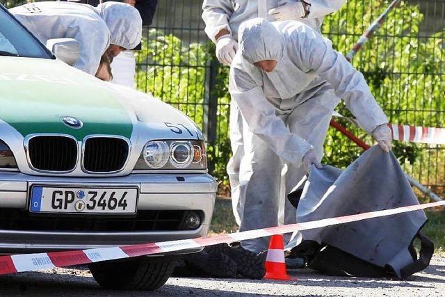 Was haben Geheimdienste mit dem Kiesewetter-Mord zu tun?