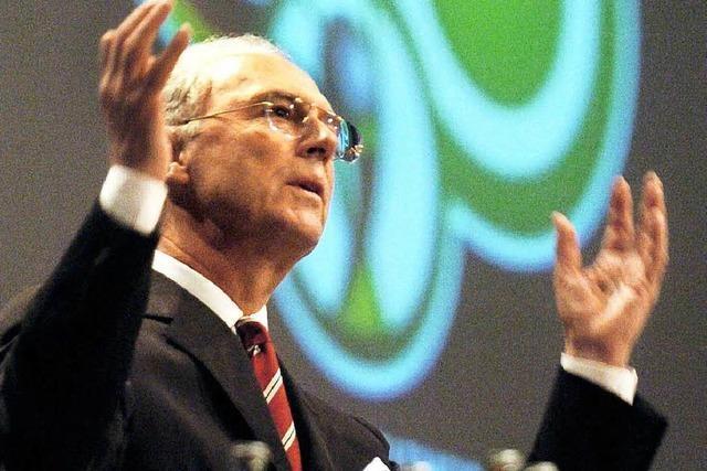 Beckenbauer rückt immer mehr in den Fokus
