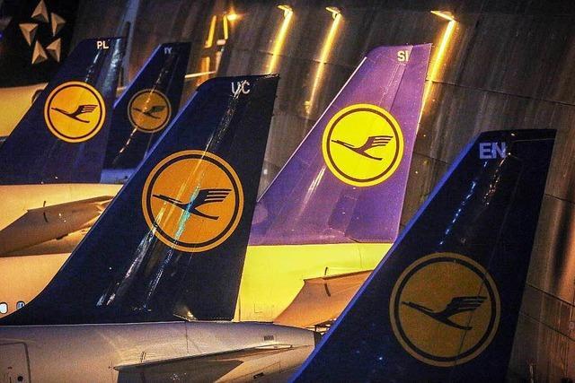 Lufthansa will Streik von Gerichten stoppen lassen