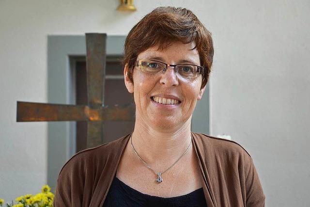 Pfarrerin Christine Gühne verlässt Schallbach und Wittlingen