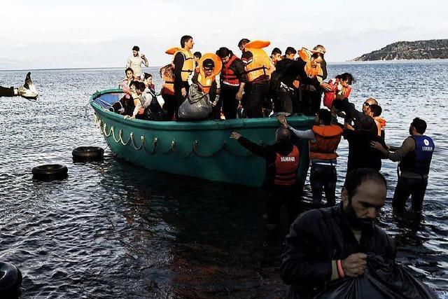 Deutschland wendet Dublin-Verfahren wieder für Syrer an