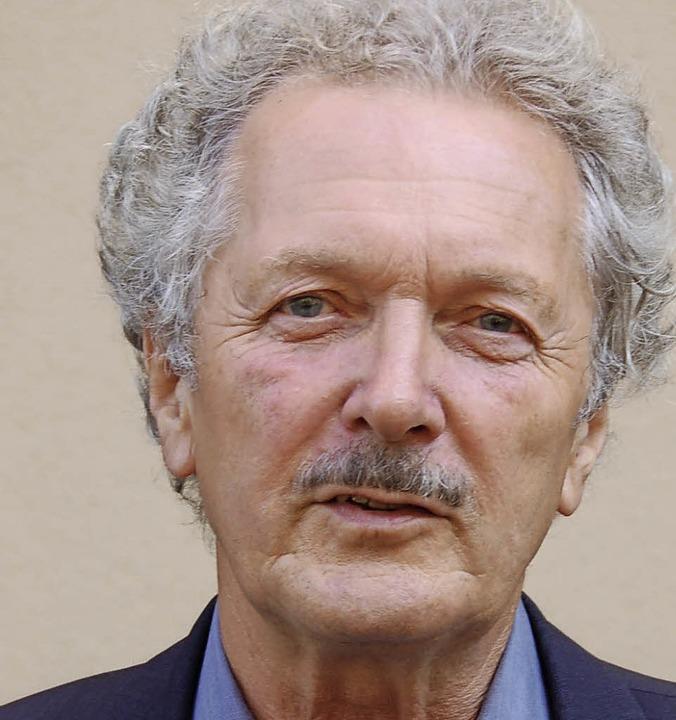 Wolfram Wette wird heute 75 Jahre alt.   | Foto: Archivfoto: Timm
