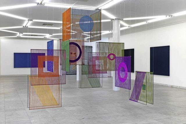 Museum Bellerive in Zürich zeigt Textilkunst und -design