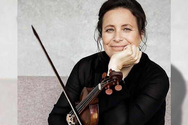 Concert spirituel mit Christine Busch (Violine) im Fürstensaal in St. Peter