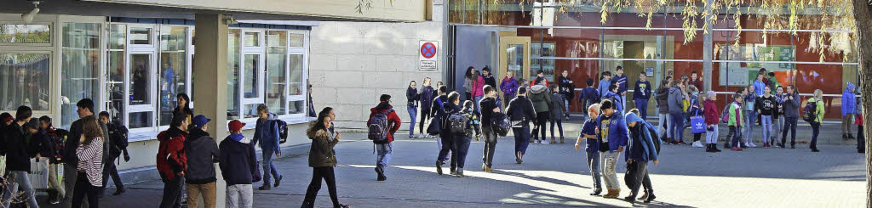 Über den Schulverbund Löffingen soll in absehbarer Zeit diskutiert werden.   | Foto: Martin Wunderle