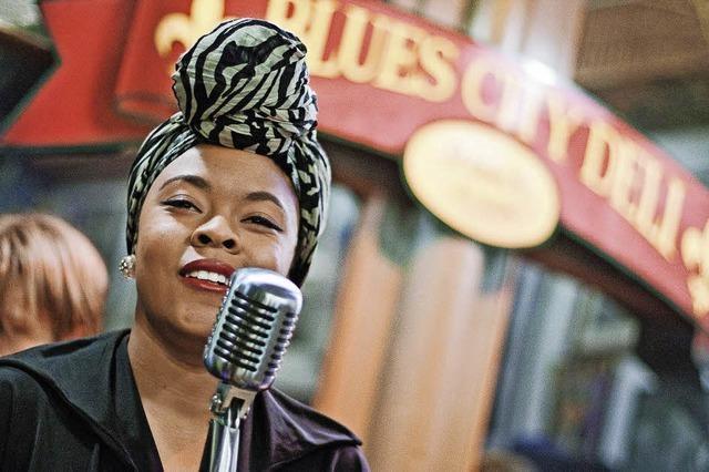 Nikki Hill und Band kommen ins Jazzhaus