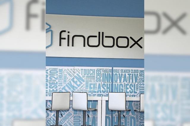 Auszeichnung für findbox