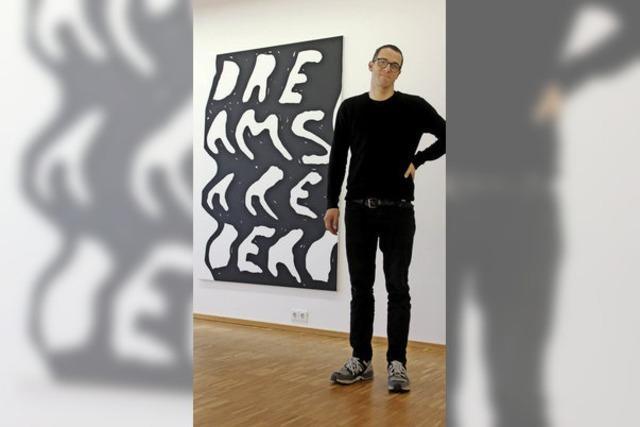 Stefan Marx im Kunstverein Offenburg