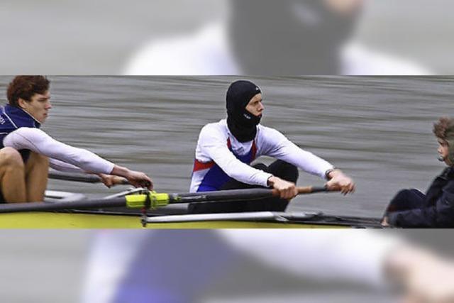 Der Rhein wird zur Sportarena
