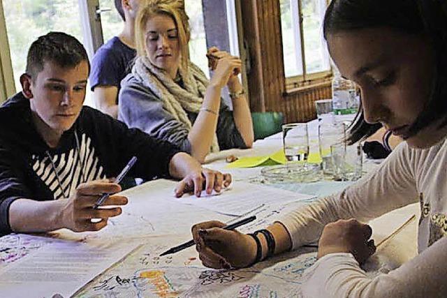 Die Kommunikation unter den Schülern soll einfacher werden
