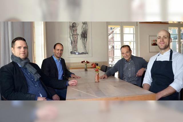 Sternekoch Henrik Weiser wechselt zum Restaurant Drei König