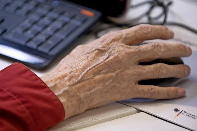 Senioren finden im Netz Trost und Hilfe
