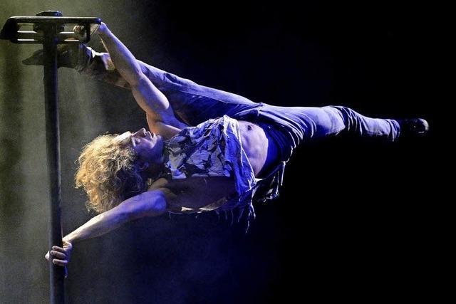 Die Freiheit der Akrobatik